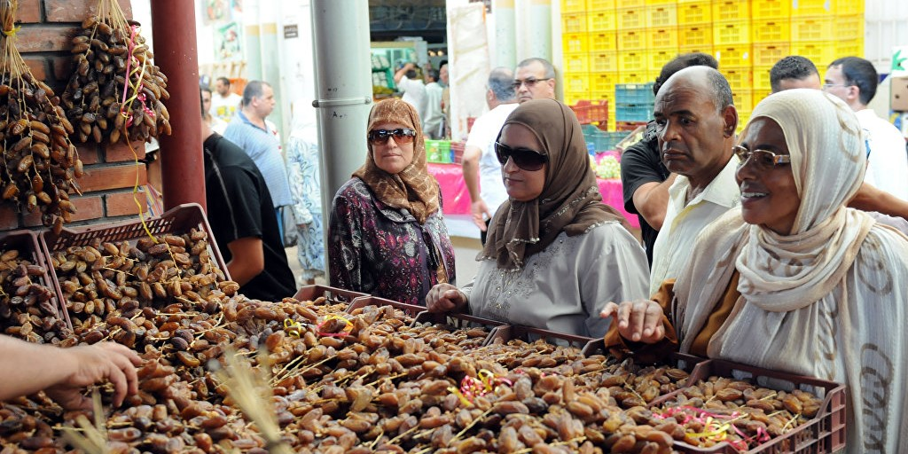 More than 1.2 million tons of dates will be collected in Iran