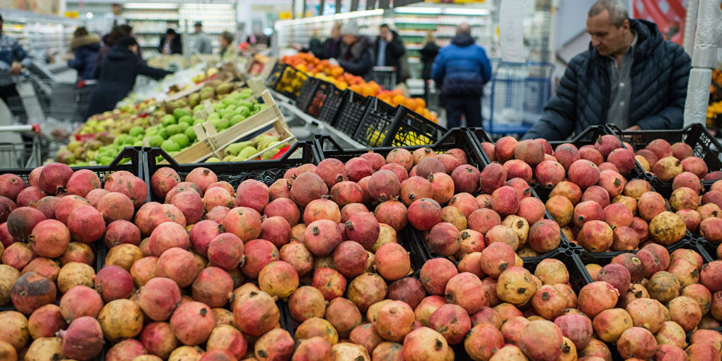 Kazakhstan lifts ban on import of Kyrgyz fruits and vegetables